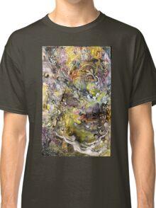 Portrait Yin Yang Classic T-Shirt