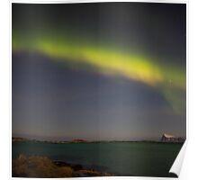 Aurora Borealis XIV Poster