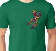 Mardi Gras Jester Pocket Tee Unisex T-Shirt