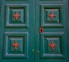 Green Door Design by phil decocco