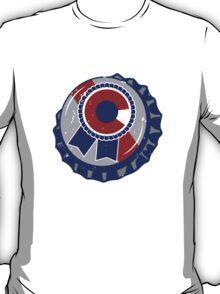 Colorado Blue Ribbon Bottle Cap - Classic T-Shirt