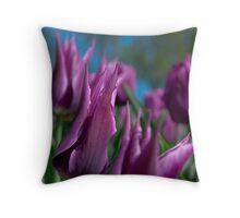 Spiky Splendor - Longwood Gardens USA Throw Pillow