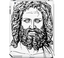 Zeus, The Roman God iPad Case/Skin