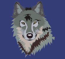 Wolf Face, Art by tshirtdesign