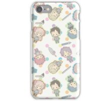 Monthly Girls Nozaki Kun Chibi iPhone Case/Skin