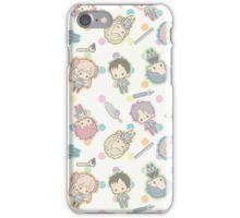 Monthly Girls Nozaki Kun Chibi iPhone Case/Skin