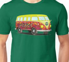PEACE Van Art Unisex T-Shirt