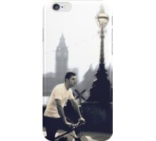 The Cyclist iPhone Case/Skin