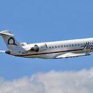 Horizon Air CRJ700 by Bob Hortman