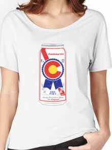 Colorado Blue Ribbon Women's Relaxed Fit T-Shirt