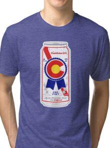 Colorado Blue Ribbon Tri-blend T-Shirt