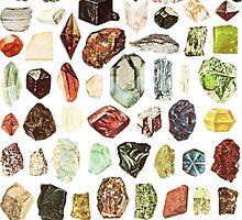 Gems, Gems Everywhere! by sassamaphone