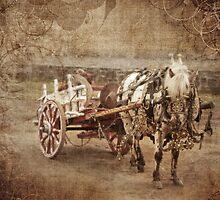 A Postcard of Old by Erica Yanina Lujan