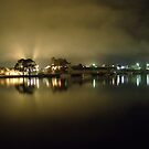 """""""Ulverstone at Midnight"""" by Paul Campbell  Photography"""