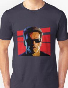 Terminator Triangulation Vector Unisex T-Shirt