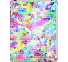 Light Rainbow Mosaic iPad Case/Skin