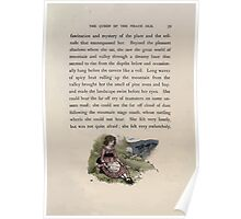 The Queen of Pirate Isle Bret Harte, Edmund Evans, Kate Greenaway 1886 0043 Hillside With Doll Poster