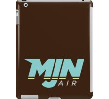 MJN Air Logo iPad Case/Skin