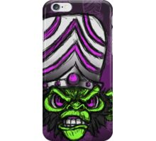 Crazy Monkey ( Powerpuff Girls ) iPhone Case/Skin