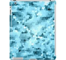 Cold Water Mosaic iPad Case/Skin