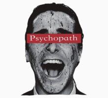 Patrick Bateman - Laughing Psychopath by FKstudios