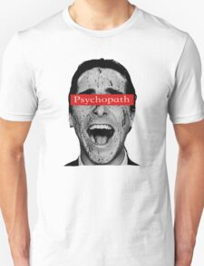 Patrick Bateman - Laughing Psychopath T-Shirt