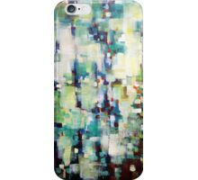 Forest in motion iPhone Case/Skin