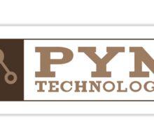 Ant-Man - Pym Technologies - Brown Clean Sticker