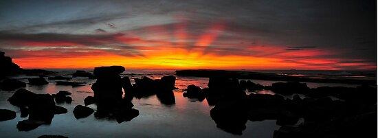 Sentinel Sunrise by Andrew Murrell