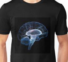Human brain complexity - Conceptual Unisex T-Shirt