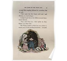 The Queen of Pirate Isle Bret Harte, Edmund Evans, Kate Greenaway 1886 0039 Cave Poster