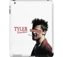 Tyler Durden - Psychopath iPad Case/Skin