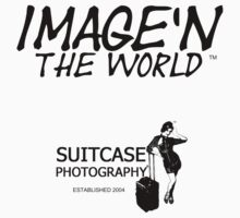 Suitcase Photography, Image'n the World One Piece - Short Sleeve