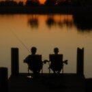 Chad and LJ fishing by ShootinMickey