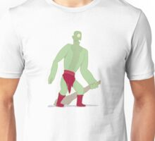 Green Cyclops Unisex T-Shirt