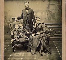 Paris & Mary Cox by West Kentucky Genealogy