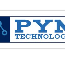 Ant-Man - Pym Technologies - Blue Clean Sticker