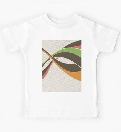 Abstract Illustration Kids Tee