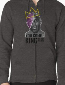 Omar Little - The Wire Zipped Hoodie