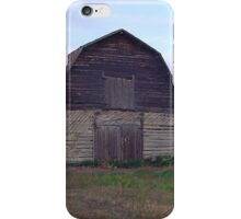 ..Barns on The Landscape...A Dying Era iPhone Case/Skin