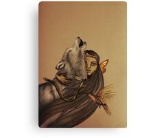 The Mother of Ten Thousand Things Canvas Print