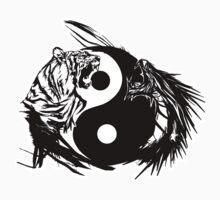 Yin Yang by Graiphe
