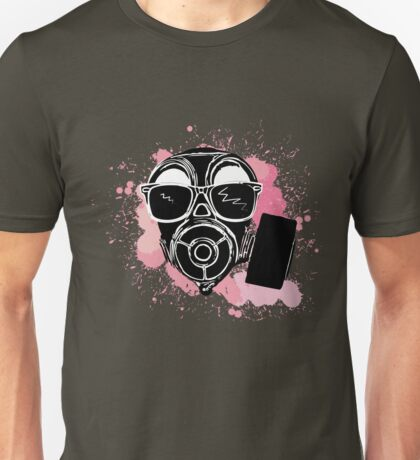 Gas mask Unisex T-Shirt