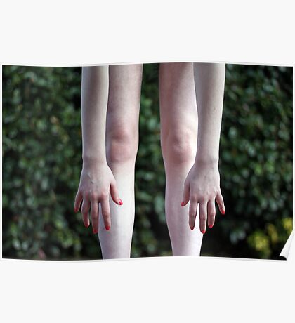 ragged limbs Poster