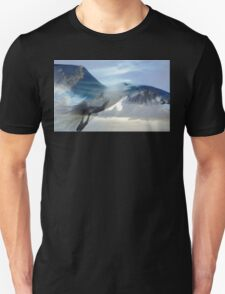 Searching The Sea - Seagull Art By Sharon Cummings T-Shirt