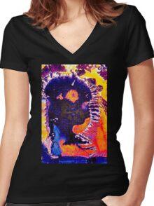 Brainstorm... Women's Fitted V-Neck T-Shirt