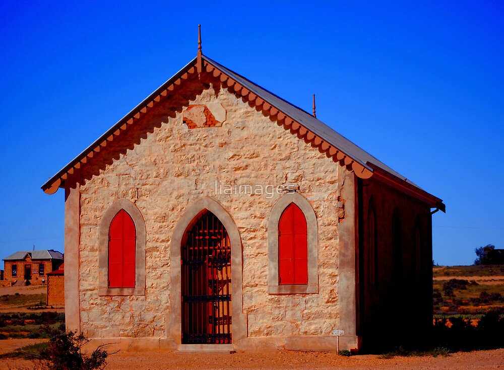 Silverton Methodist Church by liaimages