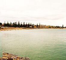 Horseshoe Bay - Jetty Jumping by LauraMcLeod