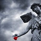 The Offering (Coburg Cemetery) by frankc