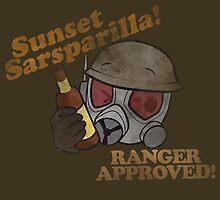 Ranger Approved!! (Sunset Sarsparilla Ver) by Erin Garringer